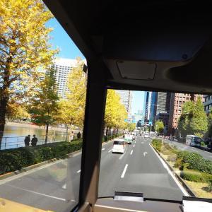 自家用車→名古屋(新幹線)→東京 ⑥