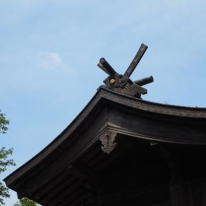 伊射奈美神社に行く④