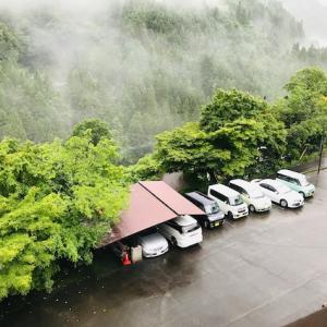 雨の中、祖谷に行くの巻②