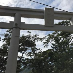 遊びに行く⑦津田の松原石清水神社