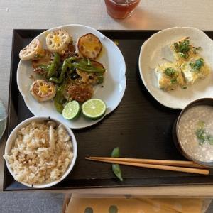 野菜ソムリエ料理教室2021/09/28