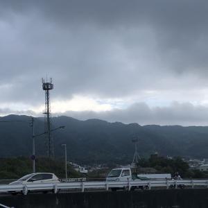 梅雨明け。