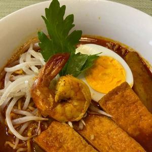 マレーシアの味〜ペナンホワイトカリーヌードル