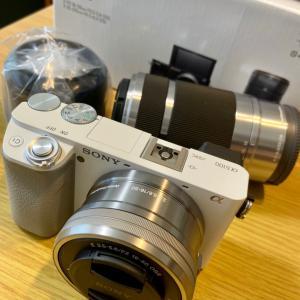 SONY ミラーレス一眼カメラ α6100 ダブルズームレンズキット