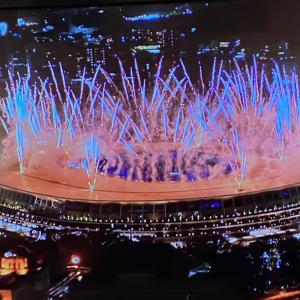 突撃!東京2020オリンピック開会式の日の晩ごはん
