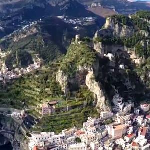【Capri Musicscape】アマルフィ海岸 アトラーニ このちょっと不思議で美しい町