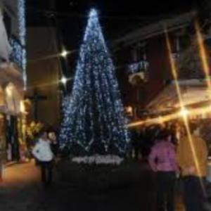 なぜだかほっこりするポジターノの冬、ポジターノのクリスマス