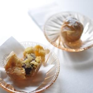焼きモンブラン 和菓子菜の花