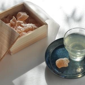 金玉糖の暑気ばらい 豊島屋