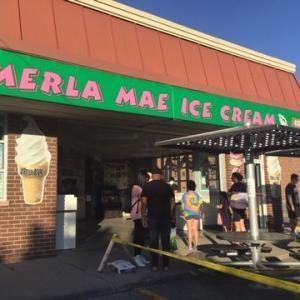久々 Marla Mae Ice Cream