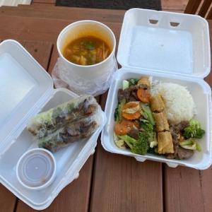 夢の話とベトナム料理