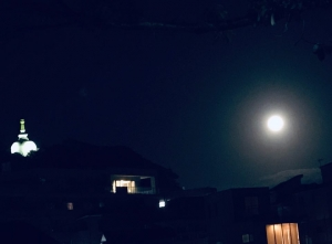 満月とうなぎ
