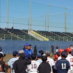 ベイスターズ野球教室