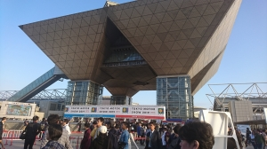 東京モーターショー@有明