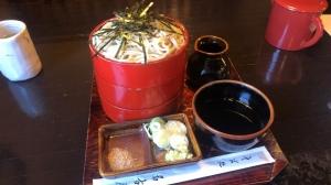 藤沢市老舗のお蕎麦屋さんに行ってきました (≧▽≦)