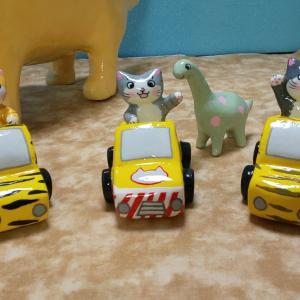 恐竜フレンドパークカー
