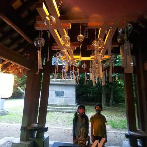 帯広神社 夏詣
