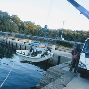 船釣りして刺身