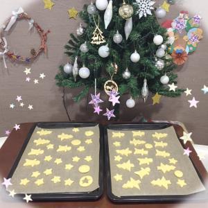 ★サンタさんへの手作りクッキー★
