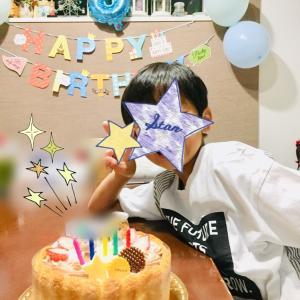 ★8歳の誕生日★