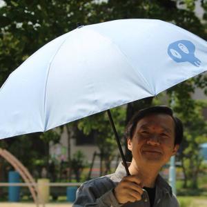 男も日傘をするべきだ。
