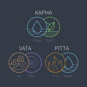 アーユルヴェーダの体質理論:ドーシャとは