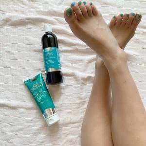 期間限定:夏のレッグケアで重だるい脚を軽やかに。