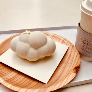マンダリン オリエンタル 東京 雲ケーキを予約しました。