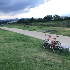 自転車の季節