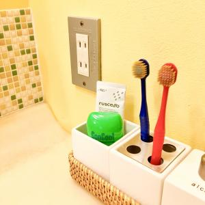 ★我が家のコロナ対策⑤*歯ブラシには菌がいっぱい★