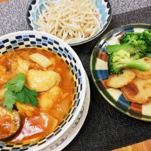 【キットオイシックス】越前白山鶏とたっぷり野菜のトマト煮