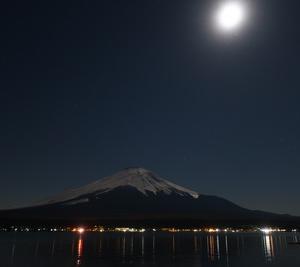 マジで低体温で死ぬ!と思った早朝4時の富士山撮り(;´Д`)
