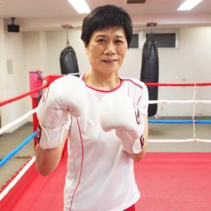 66歳のボクシング
