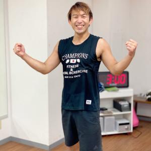 茂呂一雄バーチャルボクシング
