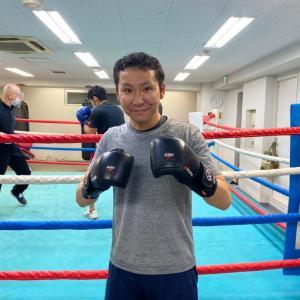 ボクシング初めてならRK蒲田へ