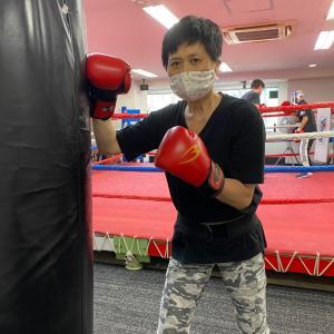 堅石洋美さん68歳