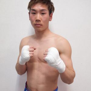 赤沢颯太 東日本新人王ベスト8