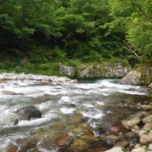 銀山平温泉へ続く旧道も、散策道への期待