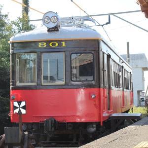 銚子電鉄の車内アナウンス、英文を提供させていただきました