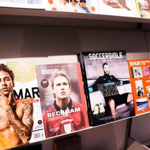 私の翻訳者としての華々しい雑誌デビューは、某有名男性ファッション誌でした