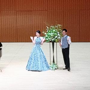 有名なオペラの楽曲を翻訳付きで楽しんできました♪