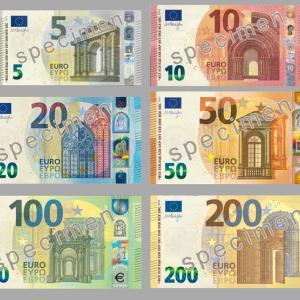 「euro」はどの辞書から収録されているか? 手元にある辞書で検証してみた