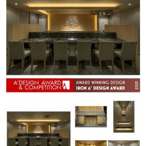 イタリアのデザインアワードにて、IRON AWARDを受賞!