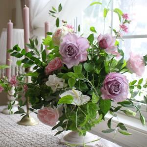 お花を通して自分を知る【フラワーアレンジメント教室神戸市】