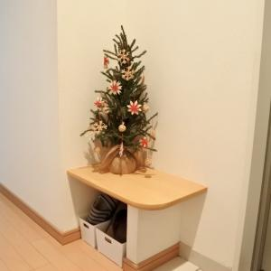 クリスマスツリー出しました&楽天オススメ商品。