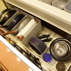 キッチンシンク下の引き出し掃除&お買い物マラソンポチ報告2。