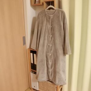 無印の着る毛布スリーパーがあたたかすぎる。