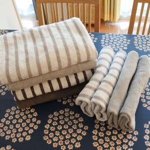 無印の綿パイルタオルセットがリーズナブル&画期的なモノをポチ