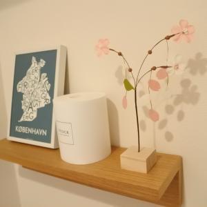 中川政七商店さんの桜の置き飾り