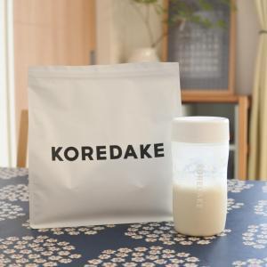 KOREAKE 食べ過ぎた時の置き換えや栄養補給に&お買い物マラソンポチ報告9店舗目
